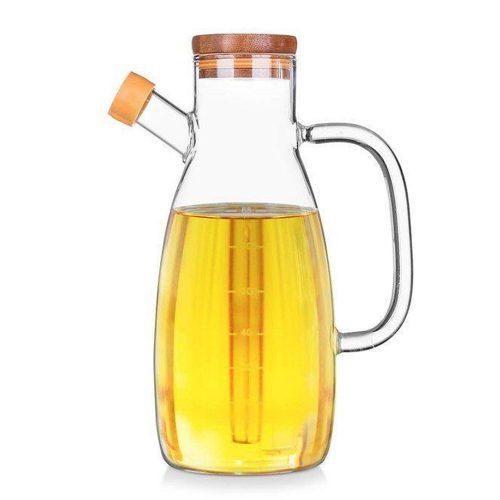Recipient sticla pentru ulei otet Loki 1000ml