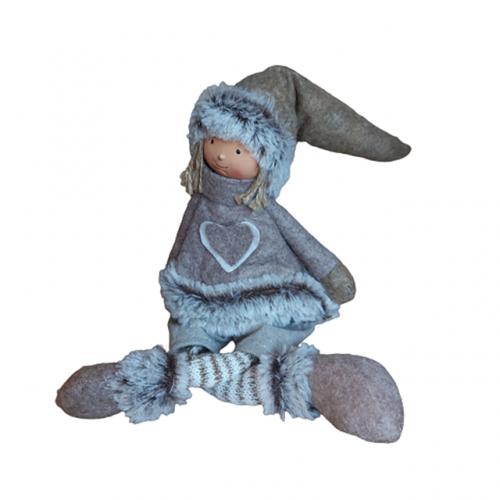 Figurina Craciun Xmas Girl 16(33)cm