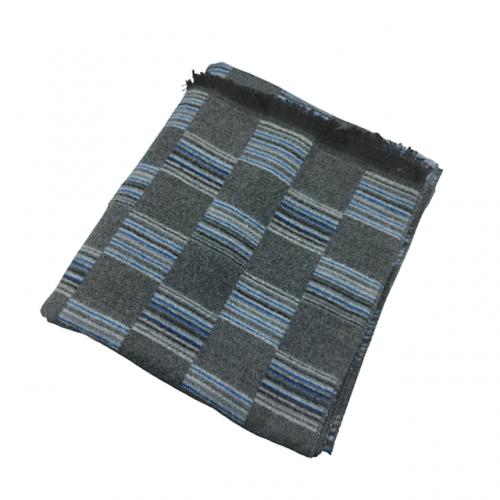 Fular barbati Grey Roger 30x180cm