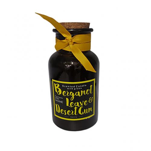 Lumanare parfumata Exotic Vanilla 6x13cm