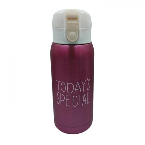 Termos inox Today's Special 400ml roz